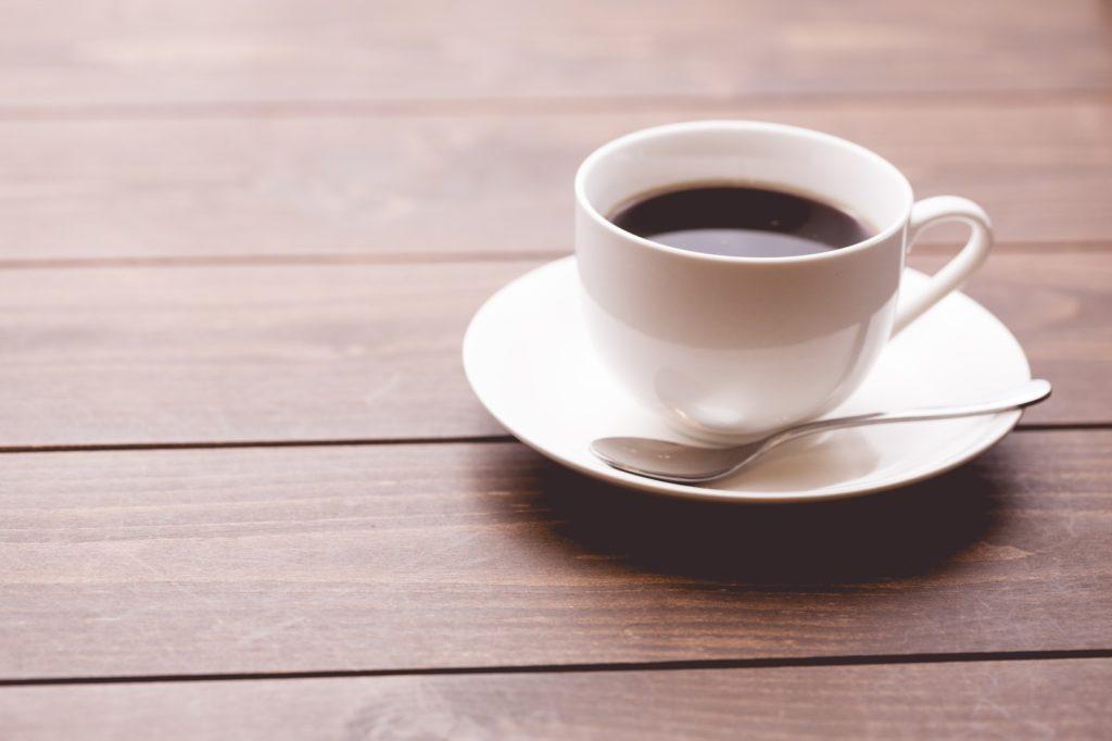 朝食,コーヒー,