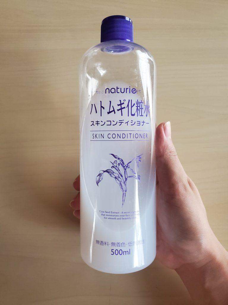 ハトムギ化粧水,