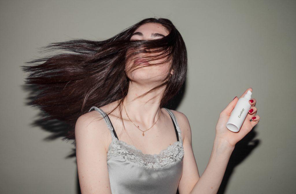 ハトムギ化粧水,髪,