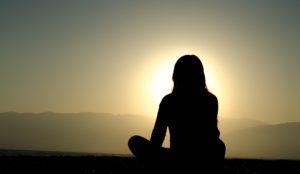 瞑想,1年間,
